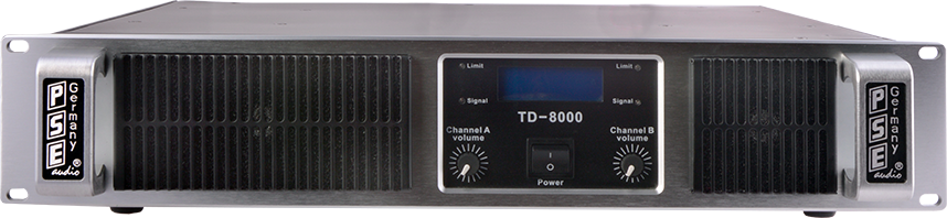 amplifiers TD-series