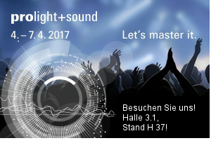 prolight+sound 2017 Frankfurt